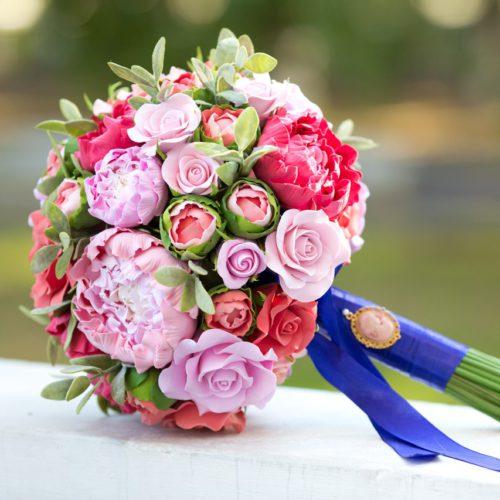Свадебные украшения и букеты